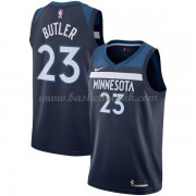 Minnesota Timberwolves NBA Basketball Drakter 2018 Jimmy Butler 23# Icon Edition..